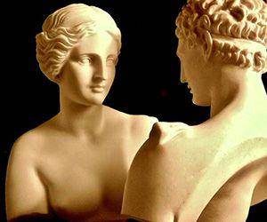 Афродита и Эрос